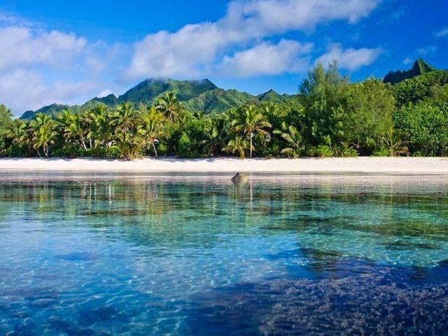 Makayla Palms Lagoon - Makayla Palms - Villa Tiana - Rarotonga - rentals