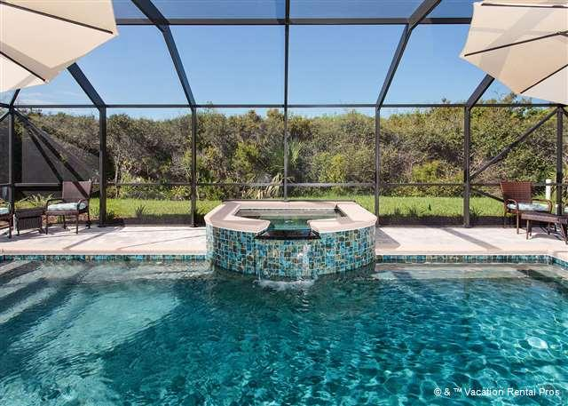 Work out in the pool, unwind in the spa - Sandpiper Hammock, Private Heated Pool, Spa, new HDTVs, Elevator - Palm Coast - rentals
