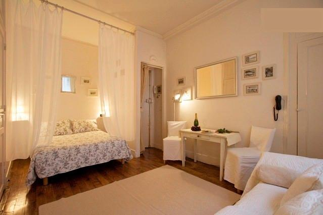 General view - Romantic Studio Apartment in Ile Saint Louis - Paris - rentals