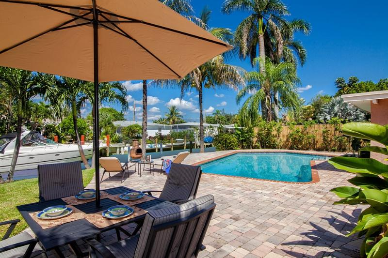 Sailor's Return: A Waterfront Retreat - Image 1 - Fort Lauderdale - rentals