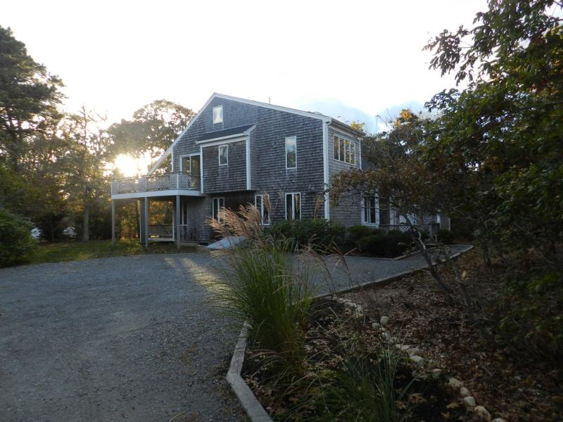#7157 Comfortably furnished home in quiet location - Image 1 - Edgartown - rentals