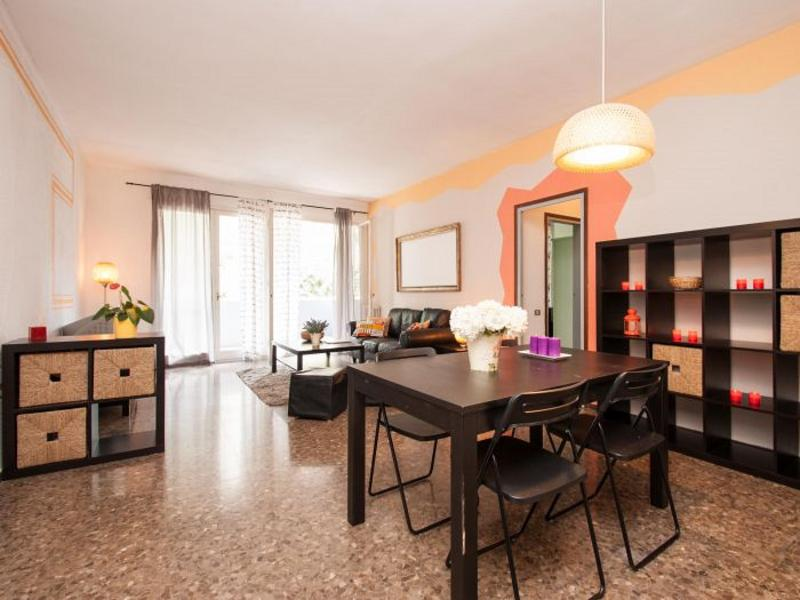salon - Colourful & Central Apartment - WIFI - Barcelona - rentals