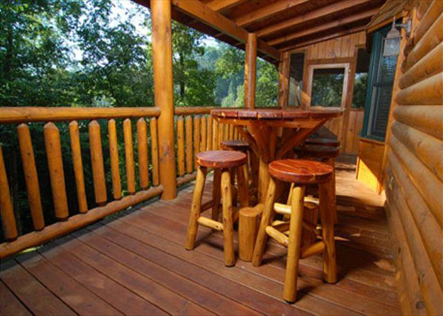 Screened-In Sun Porch, Two Decks, Hot Tub, Family Media Room, Game Room - Image 1 - Sevierville - rentals