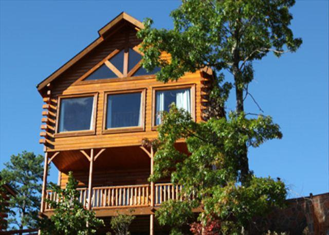 Nature & Cinema Collide, Home Theater Room W/ Surround Sound, Loft Game Room - Image 1 - Sevierville - rentals