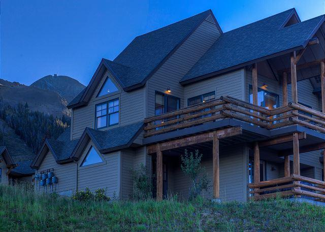 Convenient End Unit 3BR Townhome located in Moonlight Basin - Image 1 - Big Sky - rentals