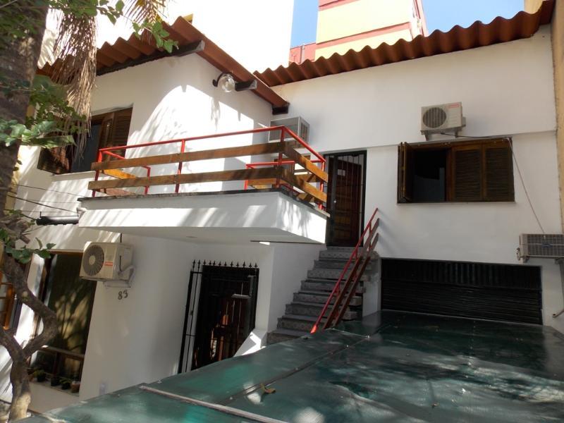 Frente Externa - Aluguel apto. mobiliado  CENTRO P.Alegre Centro - - Porto Alegre - rentals