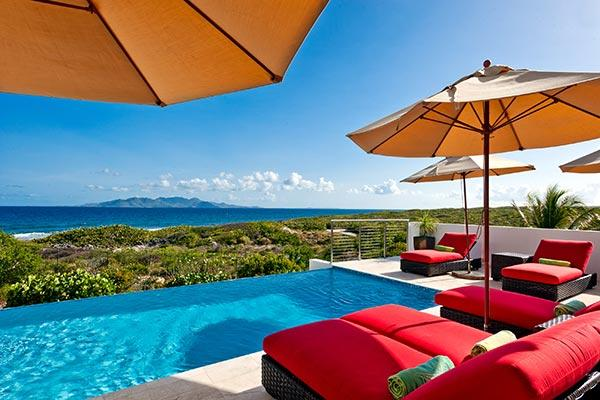 Situated on Dropsey Bay, this private retreat encourages you to interact with the serenity of nature. RIC TEQ - Image 1 - Anguilla - rentals