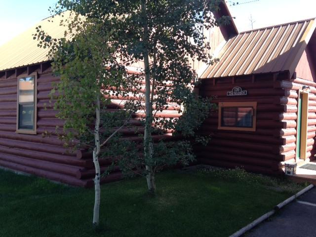 Cabin 120 has privacy - Cabin 120 - The Madison - West Yellowstone - rentals