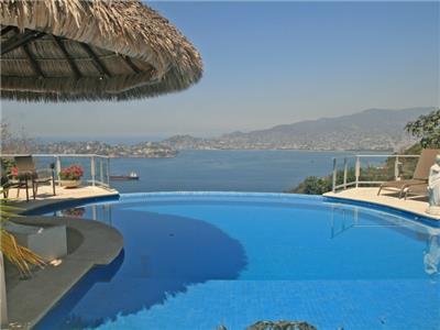 ACA - BELLAVISTA2 - Spectacular Ocean views from Las Brisas: an exclusive gated community - Image 1 - Acapulco - rentals
