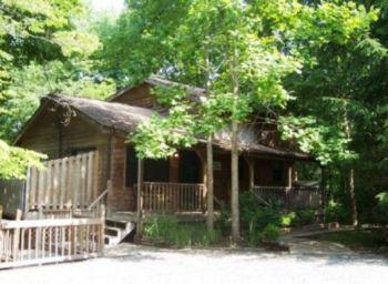 Cedar1-Exterior - Cedar Chalet - Townsend - rentals