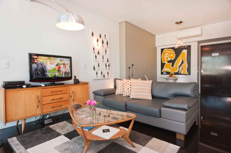 25 floor 1 bedroom Sky Loft in Palermo Soho - Image 1 - Buenos Aires - rentals