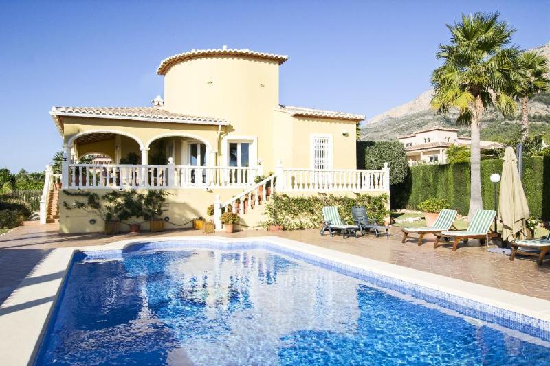 Casa Klarrisa - Image 1 - Javea - rentals