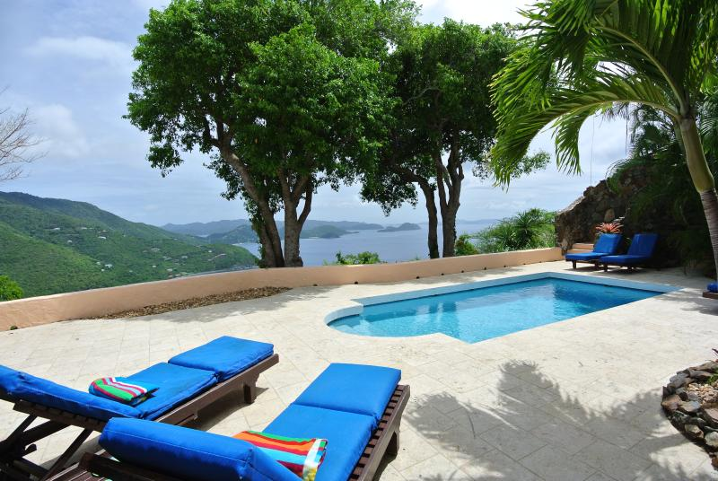 Charming, Exceptional Views, Minutes to Beaches - Image 1 - Tortola - rentals