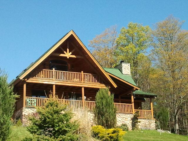 Damascus Luxury Log Cabin - Image 1 - Damascus - rentals
