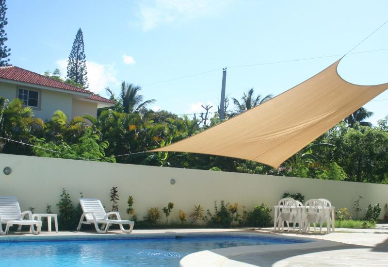 Pool - Beach apartment with a big pool  #04 - Puerto Plata - rentals
