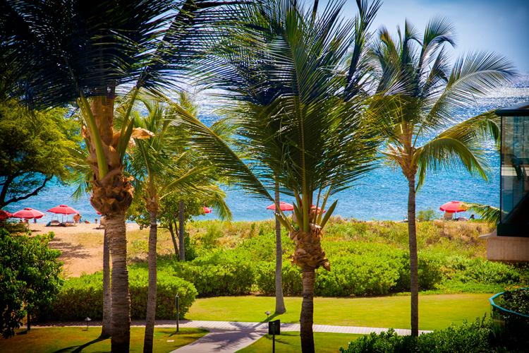 Maui Westside Properties: Hokulani 306 -  2 Bed/2 bath - Hear the Waves! - Image 1 - Ka'anapali - rentals
