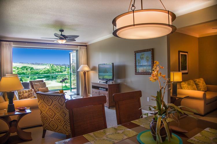 Maui Westside Properties: Konea 312 - One Plus Den - Sleeps 6! - Image 1 - Ka'anapali - rentals
