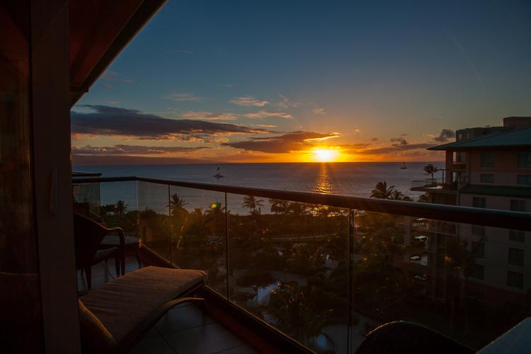Maui Westside Properties: Konea 705 - Incredible Sunset Views Year Round!! - Image 1 - Ka'anapali - rentals