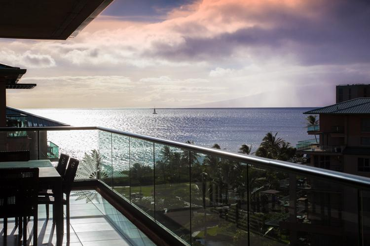 Maui Westside Properties: Hokulani 836 - Great Ocean and Mountain Views - Huge Party Lanai! - Image 1 - Ka'anapali - rentals