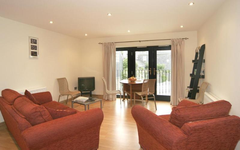 lounge - 6 The Malt - Kingsbridge - rentals