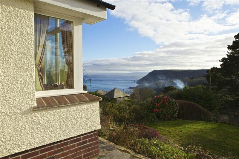 Heatherdale View from Garden - Heatherdale - Salcombe - rentals