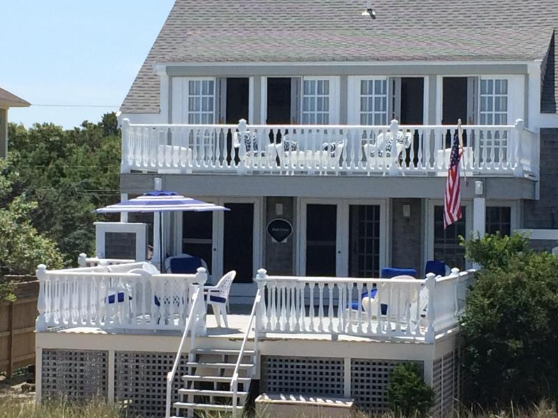 Stunning Ocean Front Home! - Stunning Ocean Front Home and now commission free! - Sagamore Beach - rentals