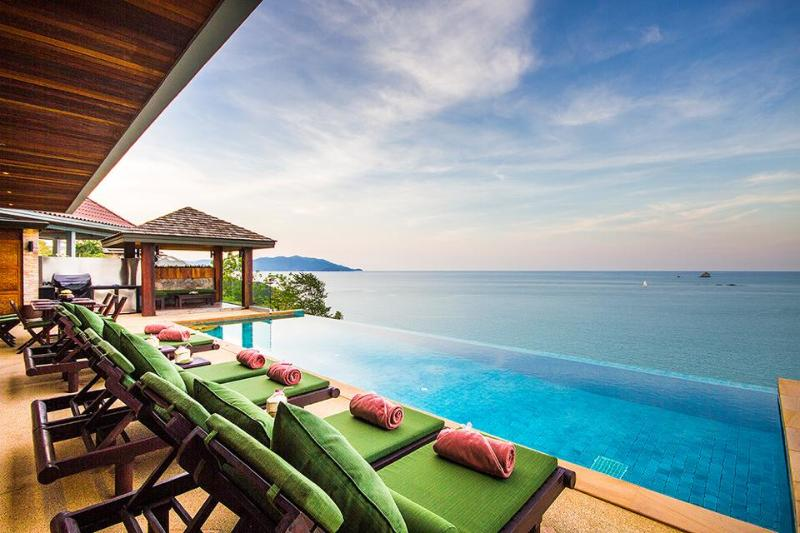 Samui Island Villas - Villa 36 Fantastic Sea Views - Image 1 - Koh Samui - rentals