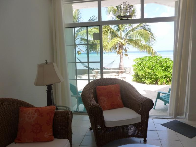"Patio - Stunning Sunsets ""The Sapodilla Apartment"" - Nassau - rentals"