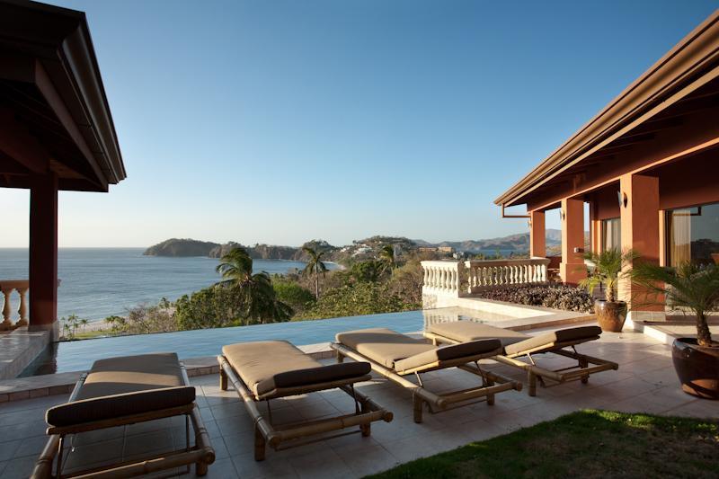 Awe inspiring views from Casa Rosa - Casa Rosa - Playa Flamingo - rentals