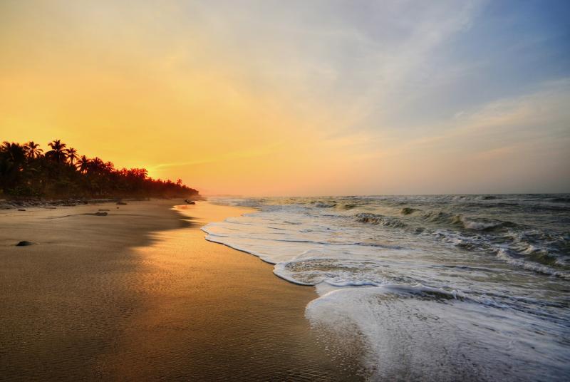 Beach Sunset - Private Beach in Santa Marta - Santa Marta - rentals