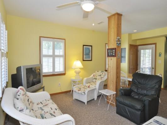 CV01: Shell Castle CV01 - Two Bedroom Villa - Image 1 - Ocracoke - rentals
