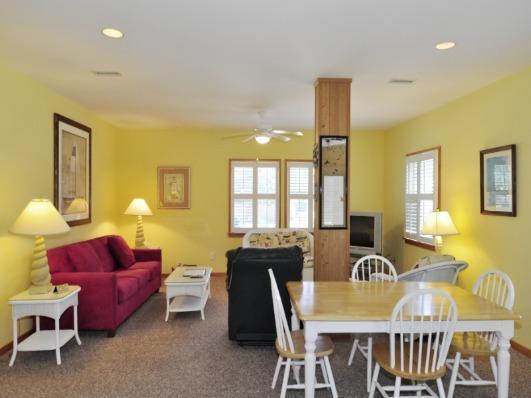 CV1A: Shell Castle 1A - One Bedroom Villa - Image 1 - Ocracoke - rentals