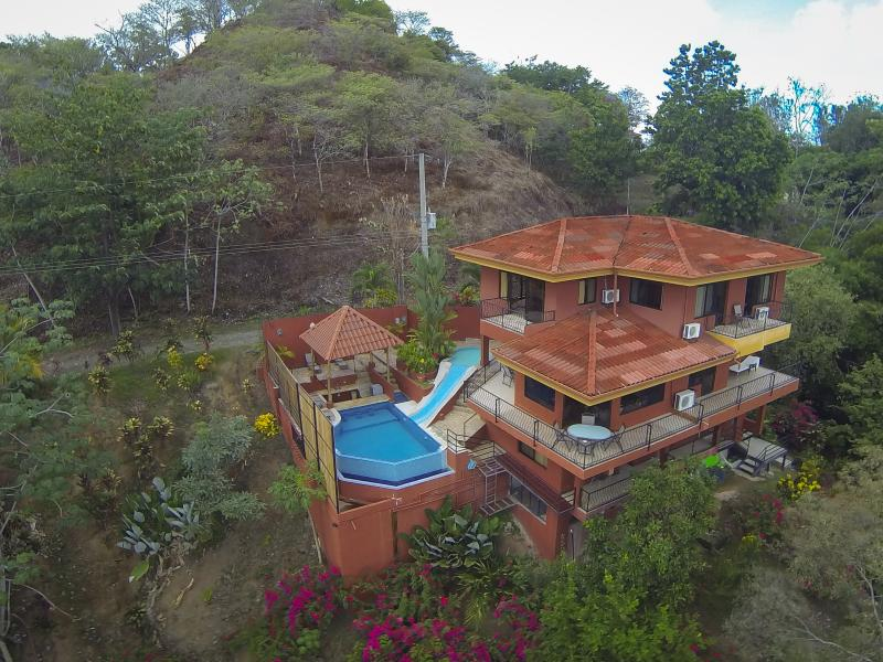 Private Home Rental- Waterslide, Pool & Views MA15 - Image 1 - Manuel Antonio National Park - rentals