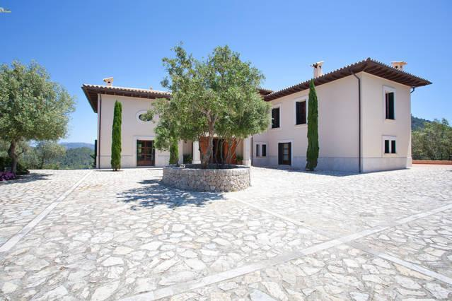 Stunning villa in the mountains - Image 1 - Puigpunyent - rentals