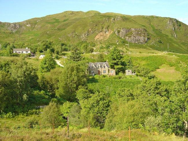 View towards the property - IN218 - Morar - rentals