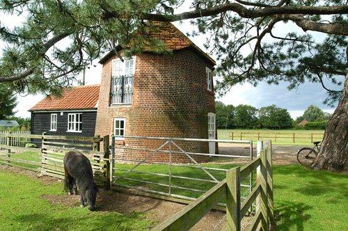View towards the property - MILN8 - Norfolk - rentals