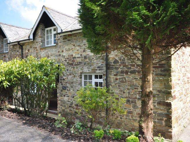 View towards the cottage - CORF3 - Tawstock - rentals