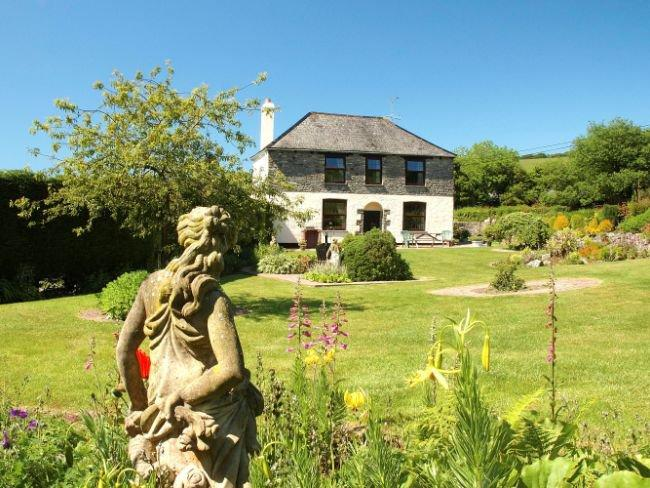 View towards the property - BDOWN - Parracombe - rentals