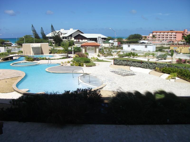A Star Oasis Condo - ID:98 - Image 1 - Aruba - rentals