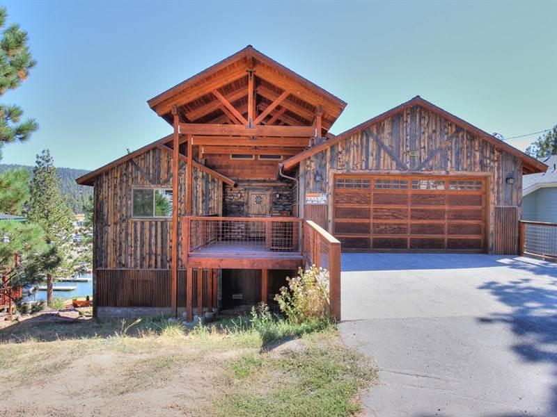 Suite Lakefront  #1342 - Image 1 - Big Bear Lake - rentals