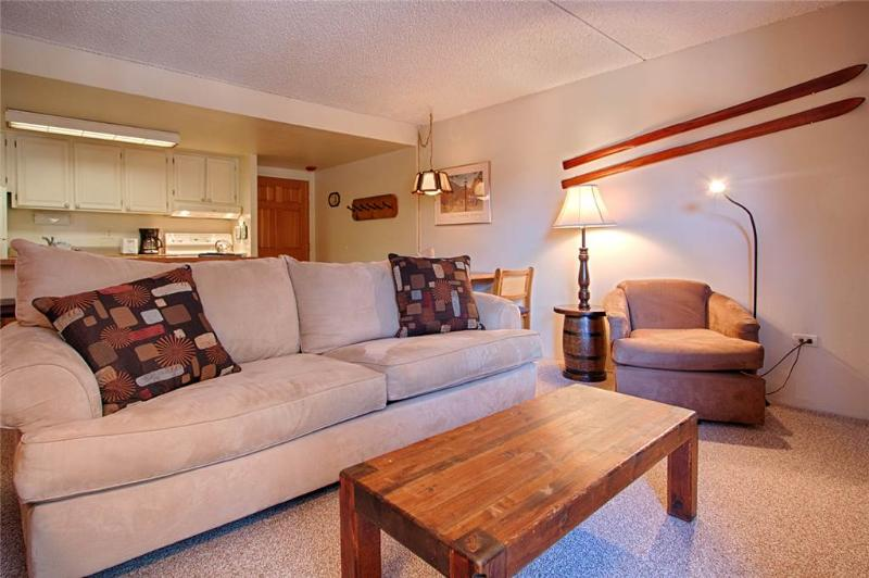 Trails End 206 - Image 1 - Breckenridge - rentals