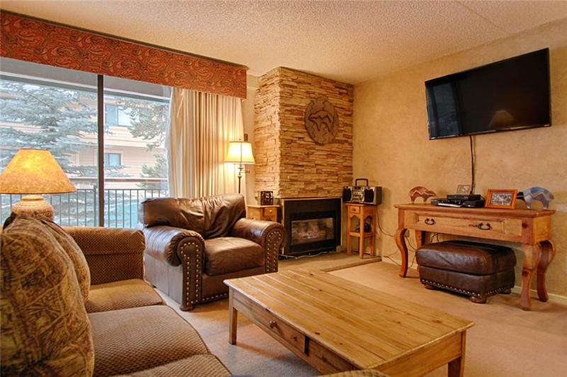 Trails End 218 - Image 1 - Breckenridge - rentals