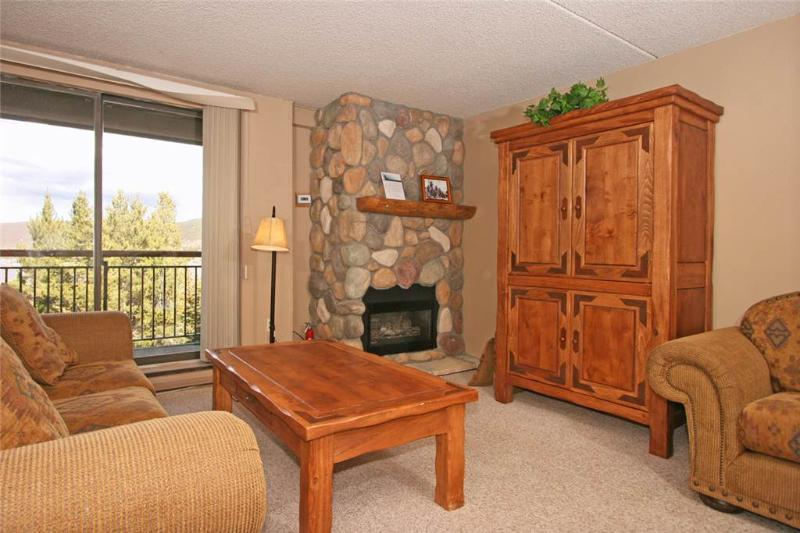 Trails End 308 - Image 1 - Breckenridge - rentals