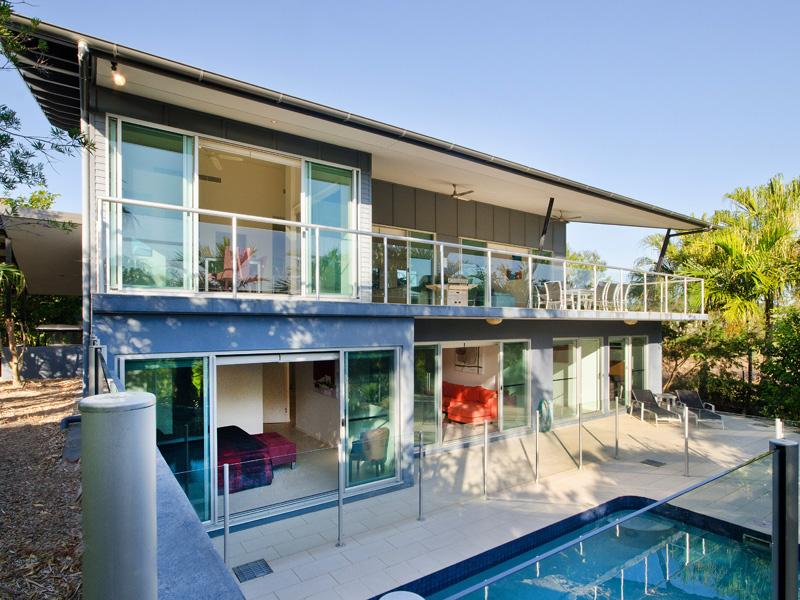 Modern Spacious Home Hamilton Island With Own Pool - Image 1 - Hamilton Island - rentals