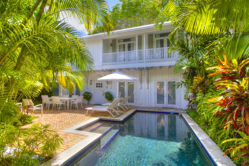Cloud 9-Private Pool - 1/2 Block from Duval - Five - Image 1 - Key West - rentals