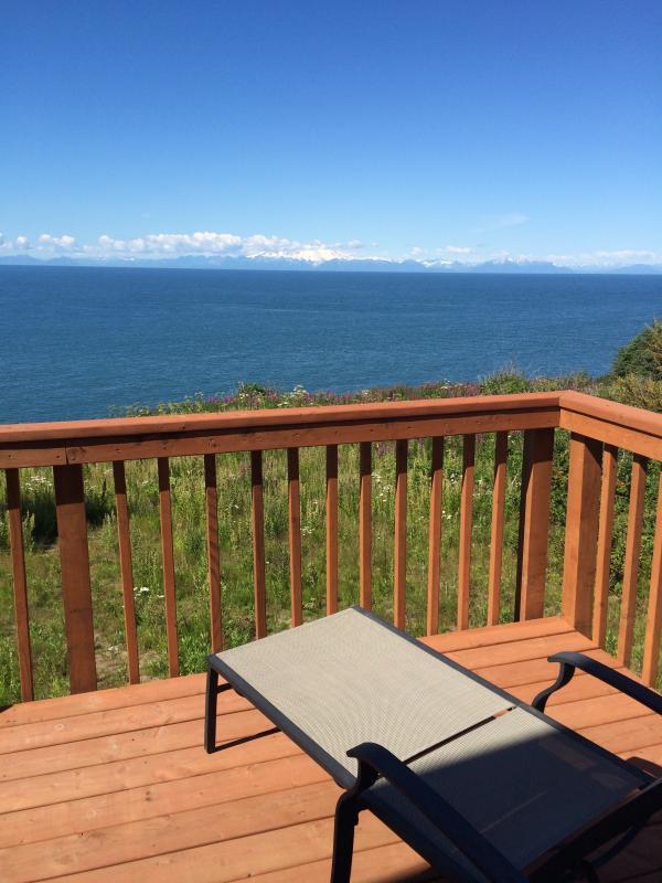 Ocean View Cabin (Douglas Cabin) - Image 1 - Anchor Point - rentals