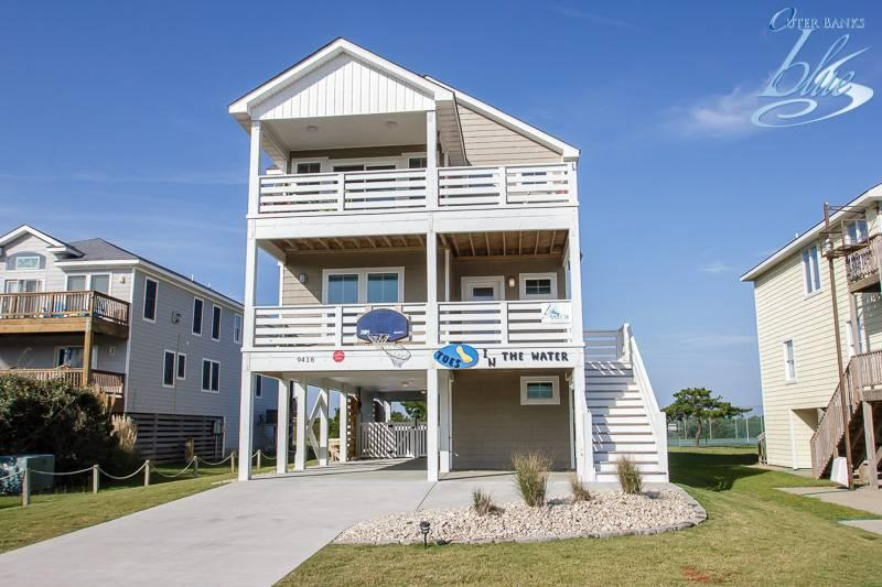 Toes In The Water - Image 1 - Nags Head - rentals