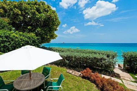 Thespina - Spacious beachfront villa with several outdoor living spaces & tropical gardens - Image 1 - Holetown - rentals