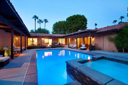 Desert Solstice - A Sprawling Villa with Numerous Amenities, Pool & Tennis Court - Image 1 - Palm Springs - rentals