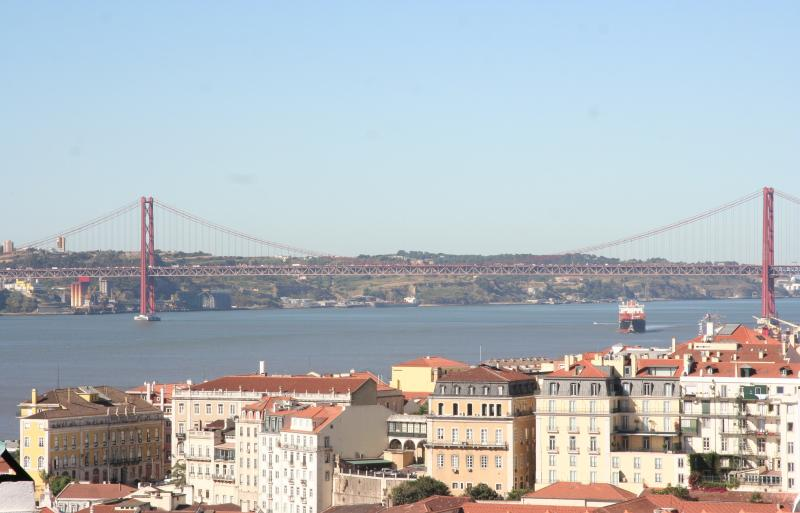 View - 3 Bed / 11people / Balcony and Terrace River views - Lisbon - rentals